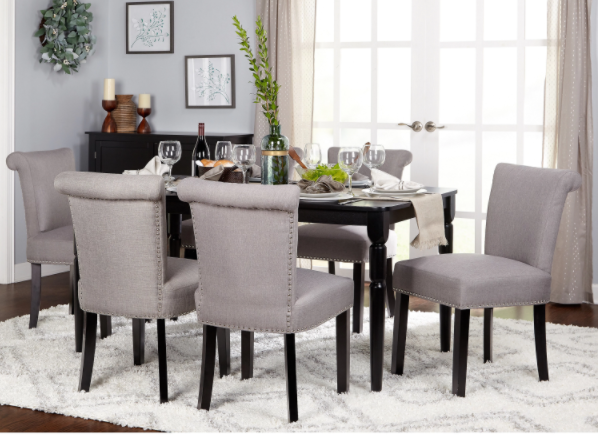 grey furniture