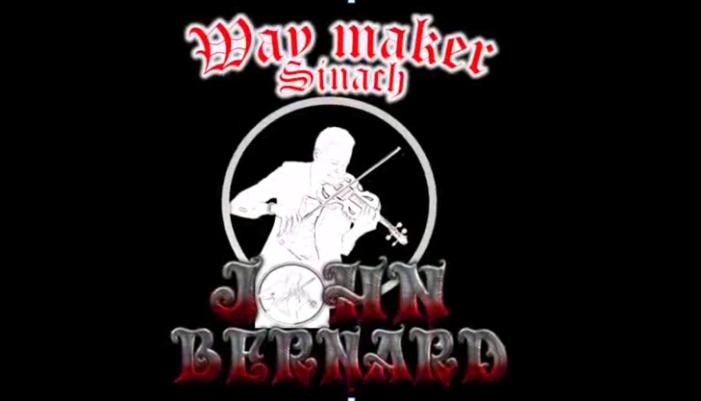 Way Maker Violin Cover