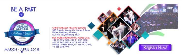 The Healing School